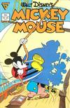 Cover for Mickey Mouse (Gladstone, 1986 series) #228