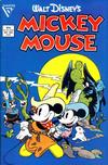 Cover for Mickey Mouse (Gladstone, 1986 series) #229