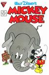 Cover for Mickey Mouse (Gladstone, 1986 series) #231