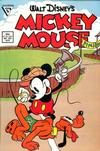 Cover for Mickey Mouse (Gladstone, 1986 series) #235
