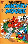 Cover for Mickey Mouse (Gladstone, 1986 series) #236
