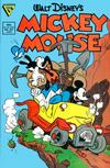 Cover for Mickey Mouse (Gladstone, 1986 series) #237