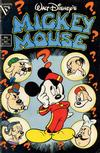 Cover for Mickey Mouse (Gladstone, 1986 series) #253 [Newsstand]