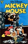 Cover for Mickey Mouse (Gladstone, 1986 series) #254 [Newsstand]