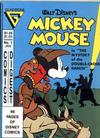 Cover for Mickey Mouse Comics Digest (Gladstone, 1986 series) #1 [Direct Edition]