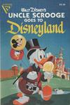 Cover for Uncle Scrooge Goes to Disneyland (Gladstone, 1985 series) #1