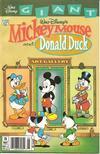 Cover for Walt Disney Giant (Gladstone, 1995 series) #5