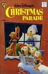 Cover for Walt Disney's Christmas Parade (Gladstone, 1988 series) #1