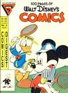 Cover for Walt Disney's Comics Digest (Gladstone, 1986 series) #6
