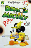 Cover for Walt Disney's Donald and Mickey (Gladstone, 1993 series) #20