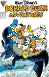 Cover for Walt Disney's Donald Duck Adventures (Gladstone, 1987 series) #1