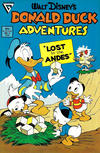 Cover for Walt Disney's Donald Duck Adventures (Gladstone, 1987 series) #3