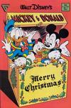 Cover for Walt Disney's Mickey and Donald (Gladstone, 1988 series) #1 [Direct]