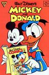 Cover for Walt Disney's Mickey and Donald (Gladstone, 1988 series) #3 [Direct]