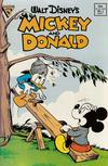 Cover for Walt Disney's Mickey and Donald (Gladstone, 1988 series) #5 [Direct]