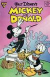 Cover for Walt Disney's Mickey and Donald (Gladstone, 1988 series) #6