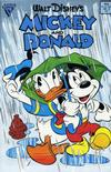 Cover for Walt Disney's Mickey and Donald (Gladstone, 1988 series) #8 [Direct]