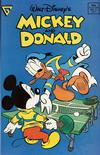 Cover for Walt Disney's Mickey and Donald (Gladstone, 1988 series) #11 [Direct]