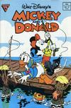 Cover for Walt Disney's Mickey and Donald (Gladstone, 1988 series) #12 [Direct]