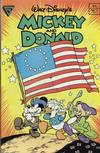 Cover for Walt Disney's Mickey and Donald (Gladstone, 1988 series) #14 [Direct]