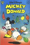Cover for Walt Disney's Mickey and Donald (Gladstone, 1988 series) #15 [Direct]