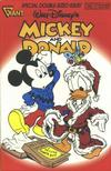 Cover for Walt Disney's Mickey and Donald (Gladstone, 1988 series) #17 [Direct]