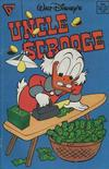 Cover for Walt Disney's Uncle Scrooge (Gladstone, 1986 series) #233 [Direct]