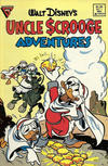 Cover for Walt Disney's Uncle Scrooge Adventures (Gladstone, 1987 series) #1 [Canadian]