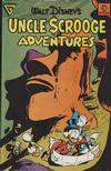 Cover for Walt Disney's Uncle Scrooge Adventures (Gladstone, 1987 series) #3 [Newsstand]