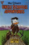 Cover for Walt Disney's Uncle Scrooge Adventures (Gladstone, 1987 series) #5 [Direct]