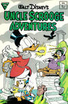Cover for Walt Disney's Uncle Scrooge Adventures (Gladstone, 1987 series) #6 [Direct]