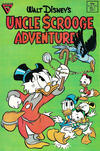 Cover for Walt Disney's Uncle Scrooge Adventures (Gladstone, 1987 series) #7 [Direct]