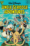 Cover for Walt Disney's Uncle Scrooge Adventures (Gladstone, 1987 series) #12 [Direct]