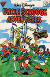 Cover for Walt Disney's Uncle Scrooge Adventures (Gladstone, 1987 series) #14 [Direct]