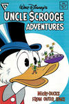 Cover for Walt Disney's Uncle Scrooge Adventures (Gladstone, 1987 series) #15 [Direct]