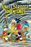 Cover for Walt Disney's Uncle Scrooge Adventures (Gladstone, 1987 series) #17 [Direct]