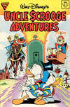 Cover for Walt Disney's Uncle Scrooge Adventures (Gladstone, 1987 series) #19 [Direct]