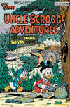Cover for Walt Disney's Uncle Scrooge Adventures (Gladstone, 1987 series) #20