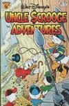 Cover for Walt Disney's Uncle Scrooge Adventures (Gladstone, 1993 series) #22