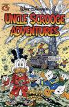 Cover for Walt Disney's Uncle Scrooge Adventures (Gladstone, 1993 series) #25