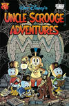 Cover for Walt Disney's Uncle Scrooge Adventures (Gladstone, 1993 series) #27