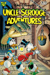 Cover for Walt Disney's Uncle Scrooge Adventures (Gladstone, 1993 series) #30