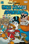 Cover for Walt Disney's Uncle Scrooge Adventures (Gladstone, 1993 series) #31