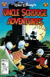 Cover for Walt Disney's Uncle Scrooge Adventures (Gladstone, 1993 series) #36