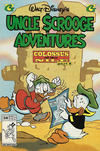 Cover for Walt Disney's Uncle Scrooge Adventures (Gladstone, 1993 series) #38 [Direct]