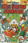 Cover for Walt Disney's Uncle Scrooge Adventures (Gladstone, 1993 series) #39
