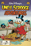 Cover for Walt Disney's Uncle Scrooge Adventures (Gladstone, 1993 series) #45