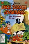 Cover for Walt Disney's Uncle Scrooge Adventures (Gladstone, 1993 series) #47