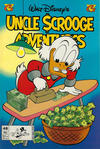 Cover for Walt Disney's Uncle Scrooge Adventures (Gladstone, 1993 series) #48 [Direct]