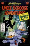 Cover for Walt Disney's Uncle Scrooge Adventures (Gladstone, 1993 series) #50
